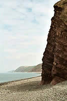 Layer upon layer - Peppercombe Cliff Formation