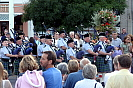 Pipes and Drums Bideford Carnival -