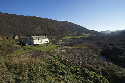 Blackpool Cottage, Hartland Abbey  - Photo copyright Brett D. Adams