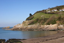 Combe Martin Beach photo copyright Pat Adams