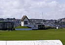 North Devon Cricket Club Scoreboard photo copyright Pat Adams