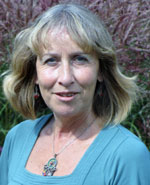 North Devon Author Liz Shakespeare